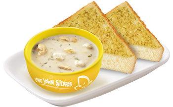 Clam Chowder Combo
